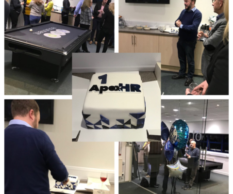 Apex Celebrates 1 Year of Business!