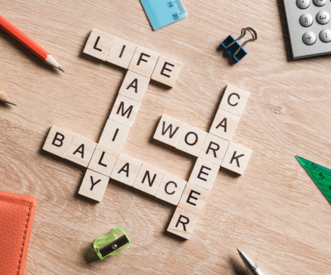 It's work life, but not as we know it